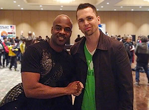 Aaron Paterson and Maestro Fresh-Wes headline the recent TDSB conference in Toronto.